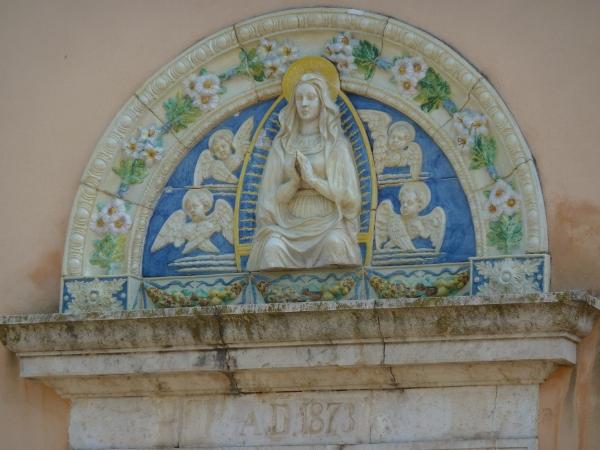 sanktuarium Św. Maryi od odpustów - Casalucenze