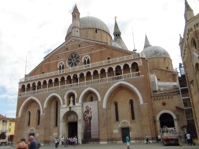 Padwa - bazylika św. Antoniego