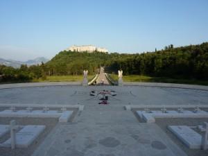 Monte Cassino - polski cmentarz