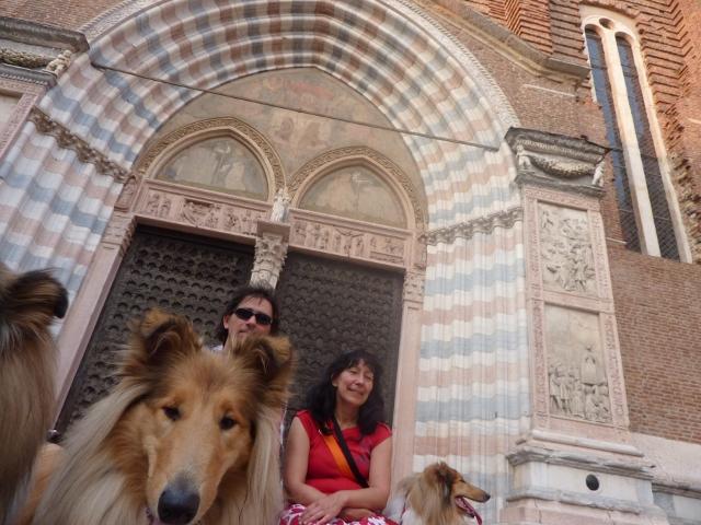 Włochy 2012- Werona