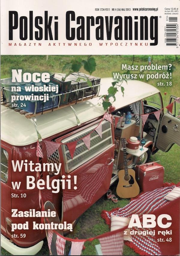 PolskiCaravaning nr4-2013 okladka