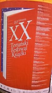 XX Toruński Festiwal Książki