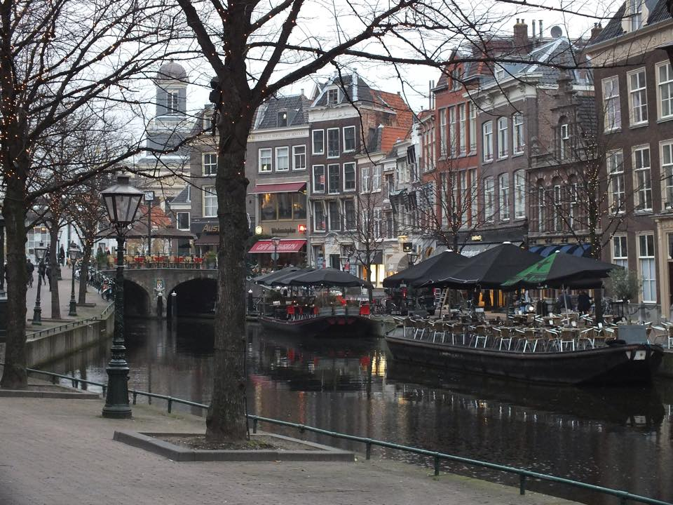 Leiden fot. Łukasz Sawicki