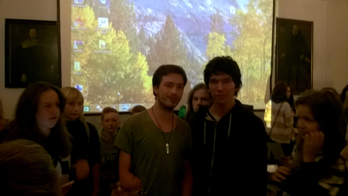 Spotkanie z Jaśkiem Melą w Toruniu