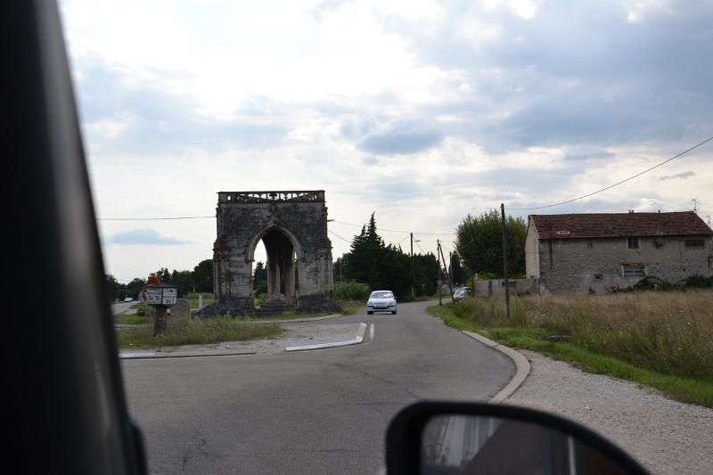 Wyjeżdzamy z Beaucaire