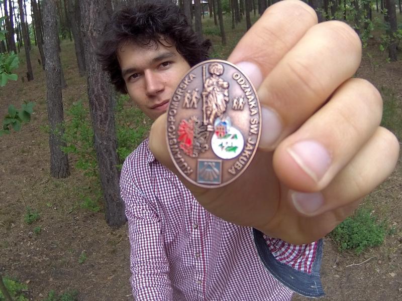 Odznaka PTTK św. Jakuba