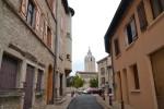 Chazay-d'Azergues. Baboin i Beaujolais.