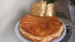 """Galette des Rois""  ciasto na Trzech Króli"