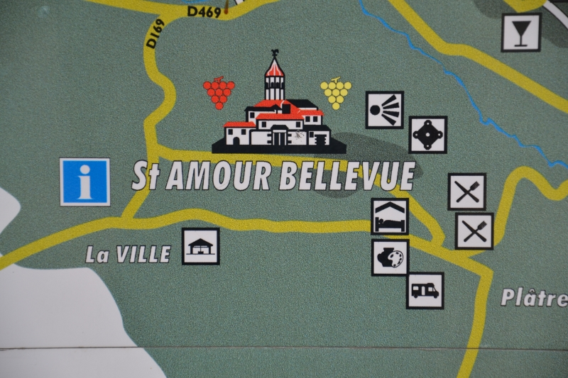 Saint-Amour-Bellevue