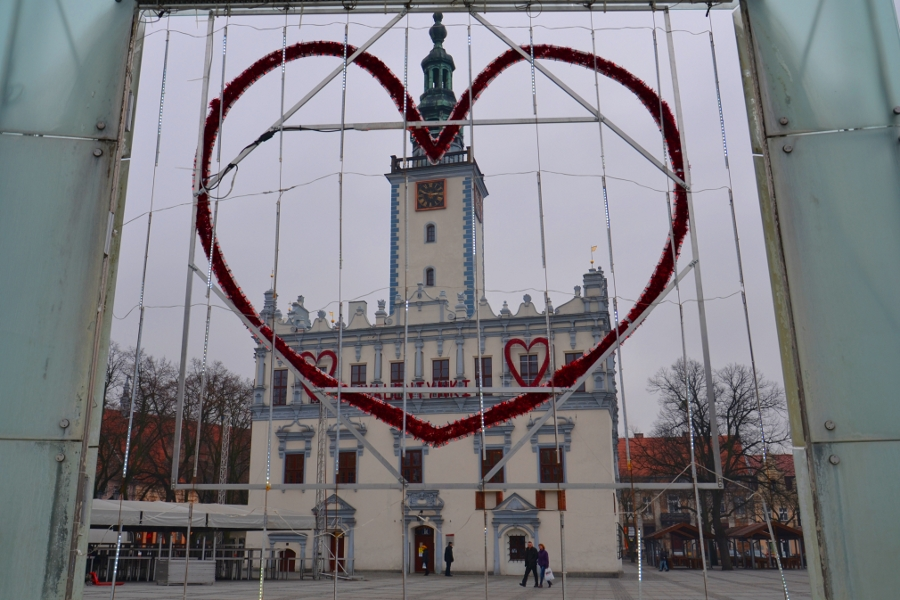 Walentynki w Chełmnie 2016