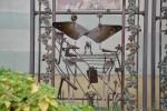 Gevrey-Chambertin. Pomysł na bramę.