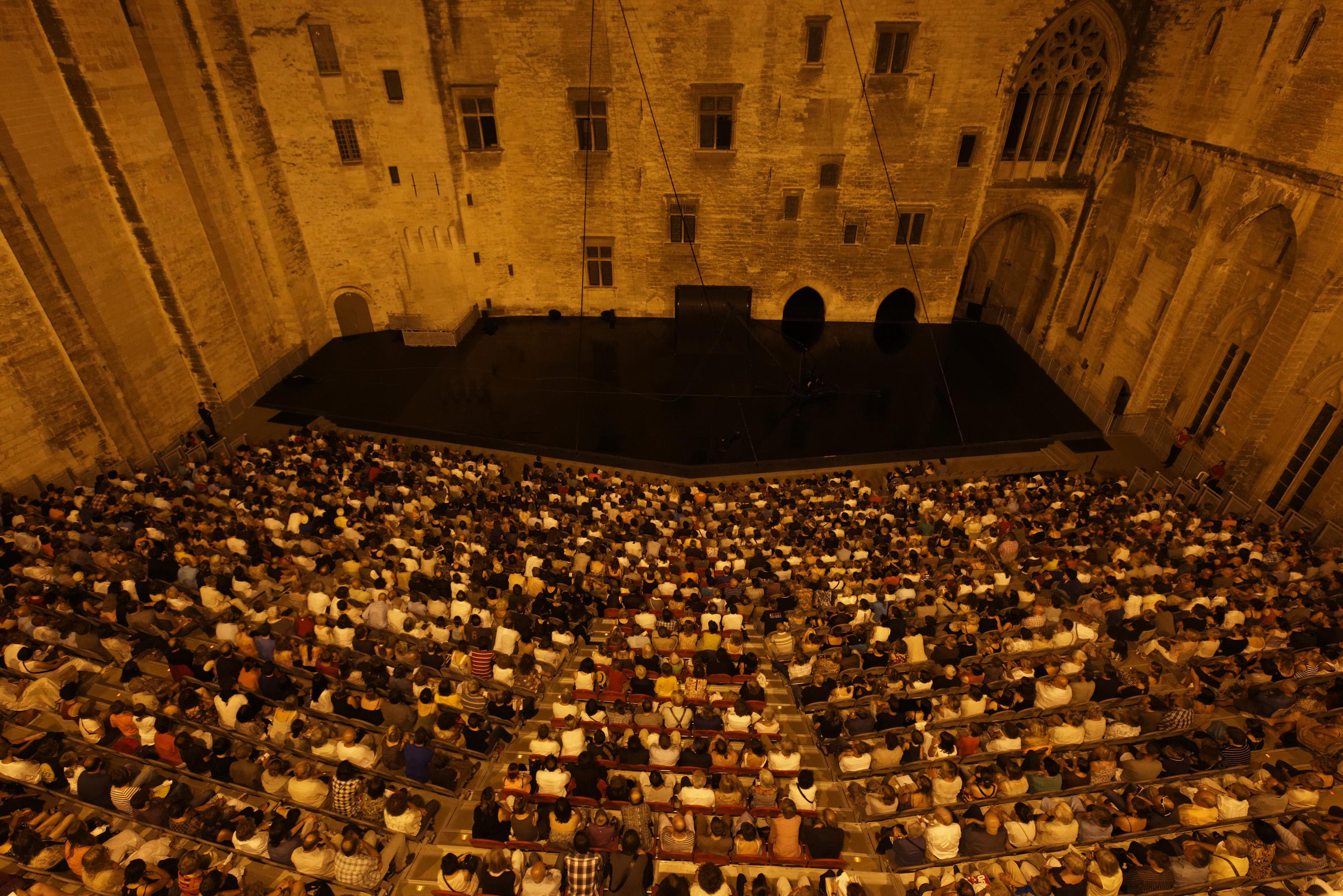 65eme Festival d'Avignon