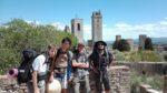 Via Francigena 13.08.2017 Gambassi Terme – San Gimignano
